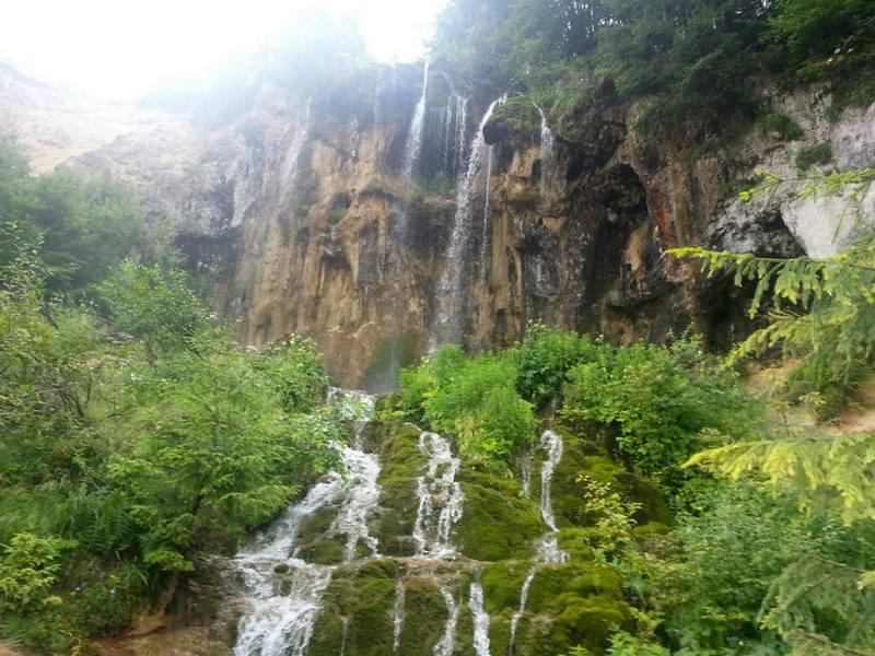 peisajele calatorului cascada pisoaia