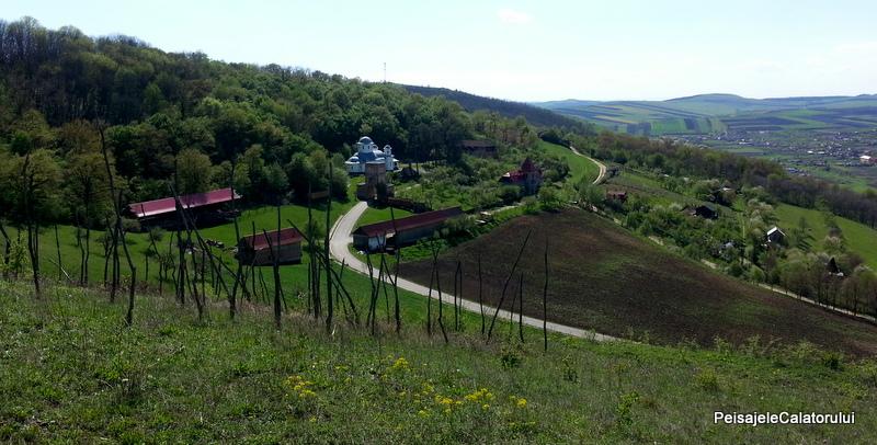 peisajele calatorului manastirea sanmartinu de campie