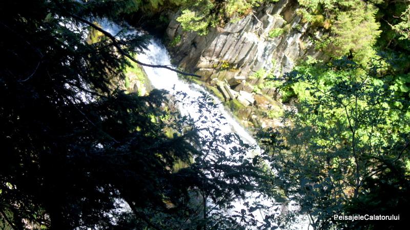 Cascada Peleaga
