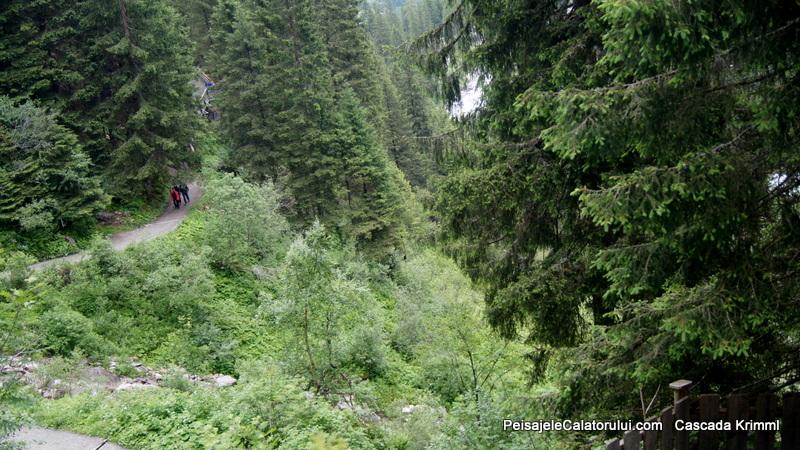 Cascada Krimml