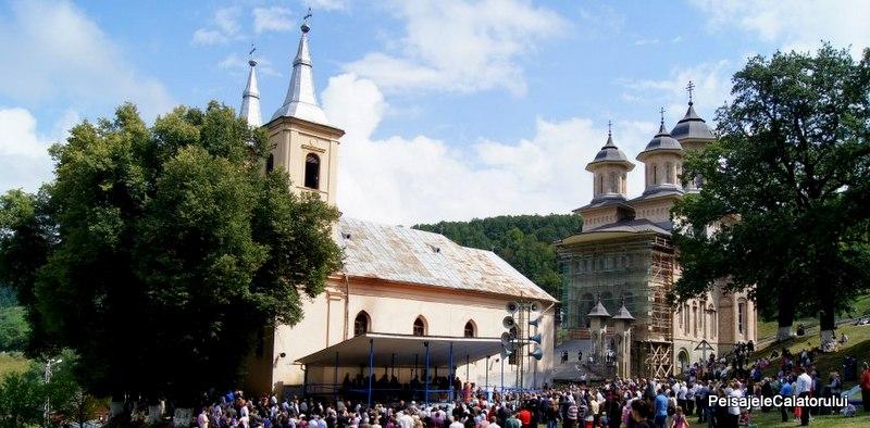 Peisajele calatorului Manastirea Nicula