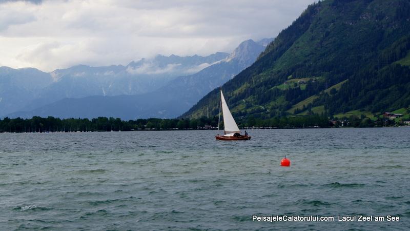 Lacul Zeel am See